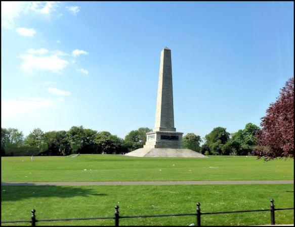 Dublin-Wellington Monument-Phoenix Pk1