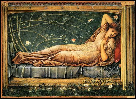 Burne-Jones-Sleeping-Beauty